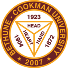 220px-Bethune-CookmanSeal