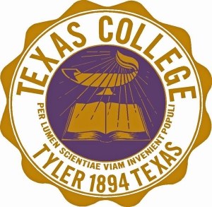 Official Seal - Texas College