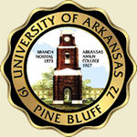 150px-University_of_Arkansas_at_Pine_Bluff_seal