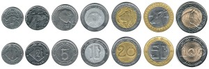 algeria-2006-circulating-coins