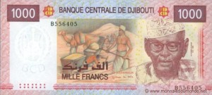 Djibouti-currency