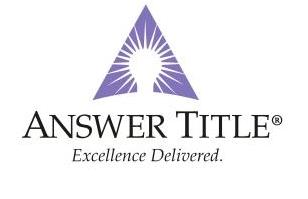 2014 Answer Title Logo - Trademark